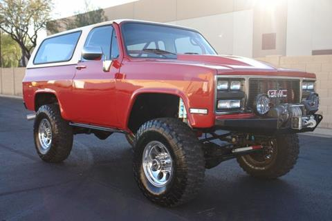 Used 1973 Chevrolet Blazer For Sale Carsforsale Com