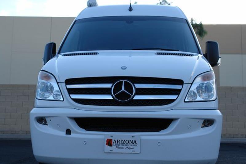 2012 Mercedes-Benz Sprinter Cargo 9