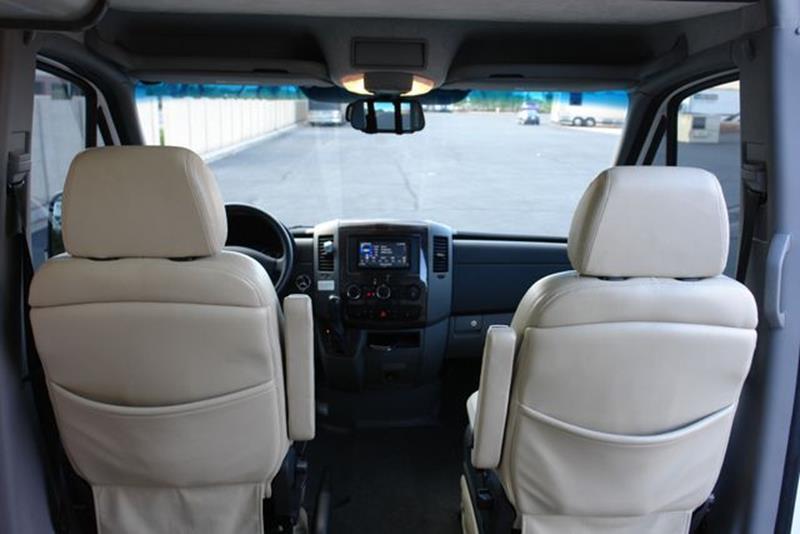 2012 Mercedes-Benz Sprinter Cargo 43