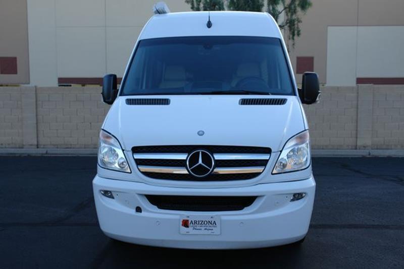 2012 Mercedes-Benz Sprinter Cargo 8