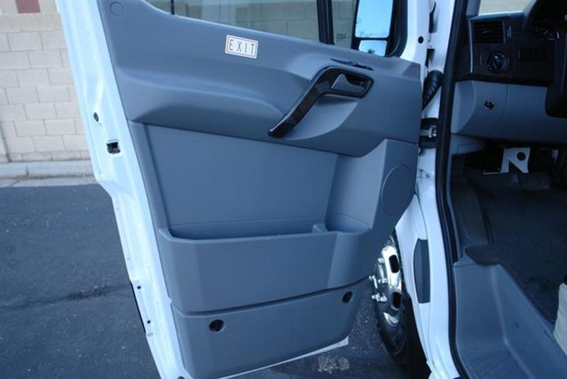 2012 Mercedes-Benz Sprinter Cargo 25