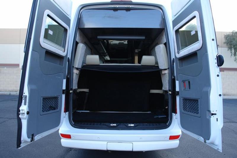 2012 Mercedes-Benz Sprinter Cargo 21