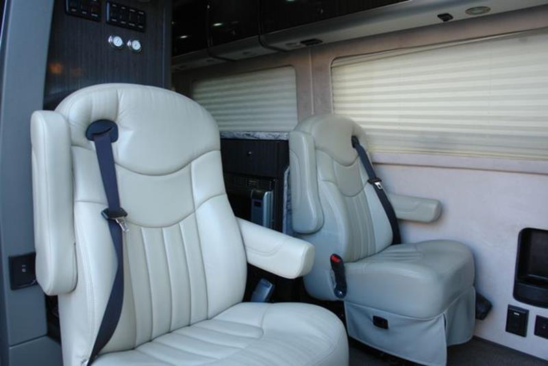 2012 Mercedes-Benz Sprinter Cargo 34