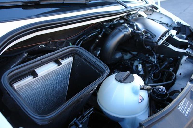 2012 Mercedes-Benz Sprinter Cargo 15