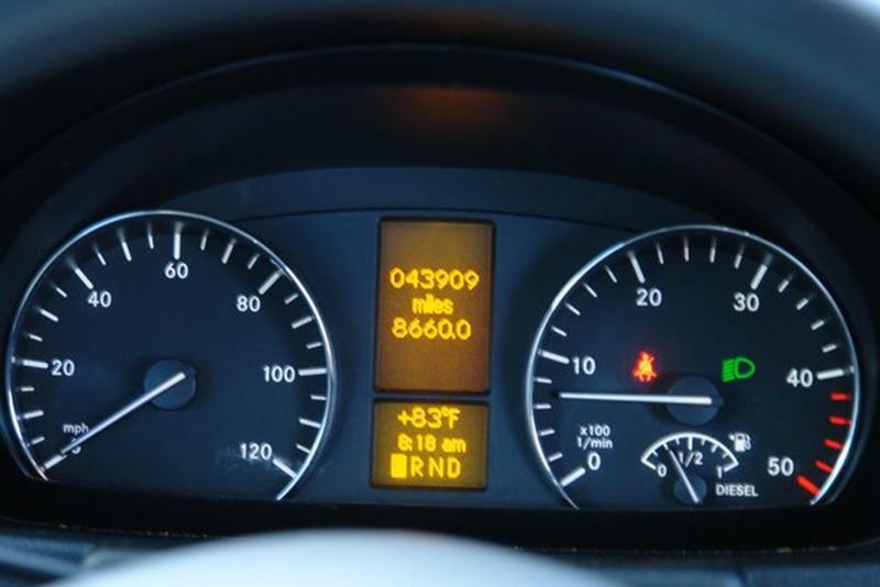 2012 Mercedes-Benz Sprinter Cargo 44