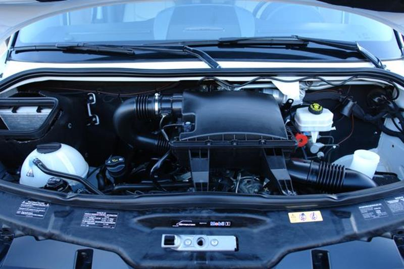 2012 Mercedes-Benz Sprinter Cargo 13