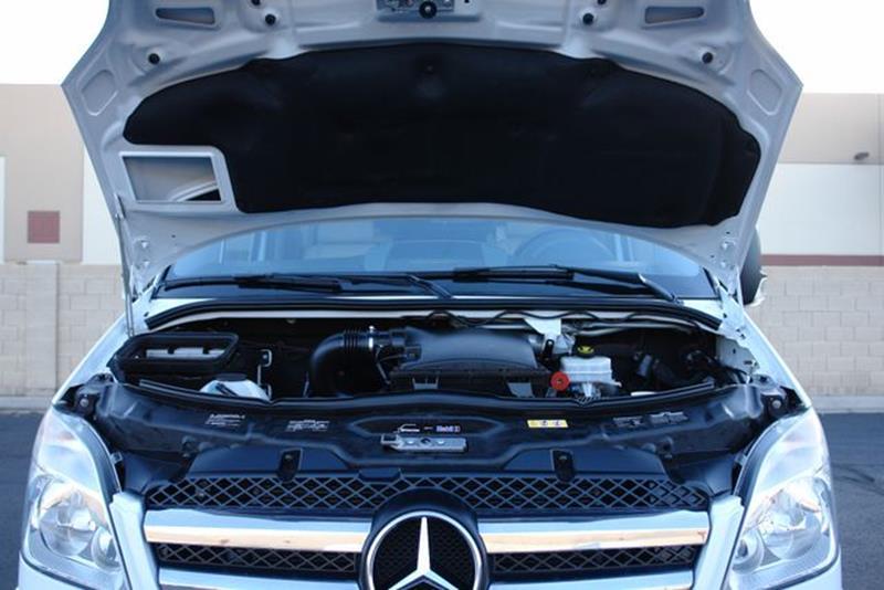 2012 Mercedes-Benz Sprinter Cargo 12