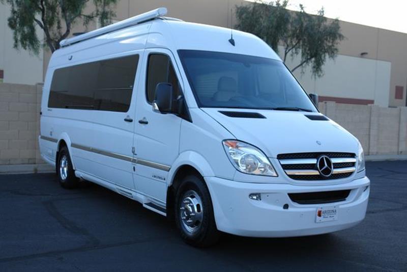 2012 Mercedes-Benz Sprinter Cargo 10