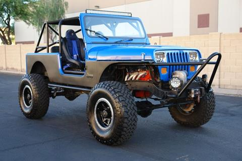 1988 Jeep Wrangler for sale in Phoenix, AZ