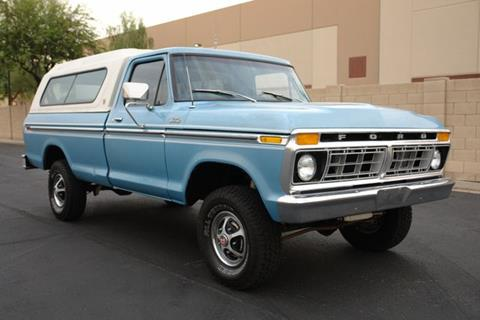 1977 Ford F-150 for sale in Phoenix, AZ