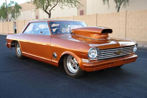 1963 Chevrolet Nova for sale at Arizona Classic Car Sales in Phoenix AZ