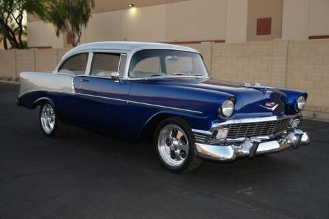 1956 Chevrolet 210 for sale at Arizona Classic Car Sales in Phoenix AZ