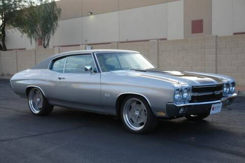 1970 Chevrolet Chevelle for sale at Arizona Classic Car Sales in Phoenix AZ