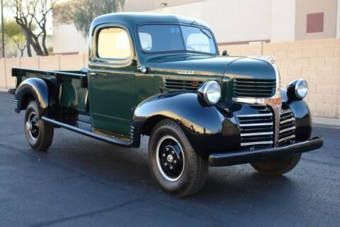 1941 Dodge WD-21 for sale at Arizona Classic Car Sales in Phoenix AZ