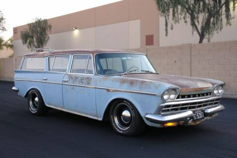 1960 AMC Ranbler Wagon for sale at Arizona Classic Car Sales in Phoenix AZ