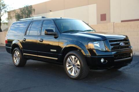 2008 Ford Expedition EL for sale at Arizona Classic Car Sales in Phoenix AZ