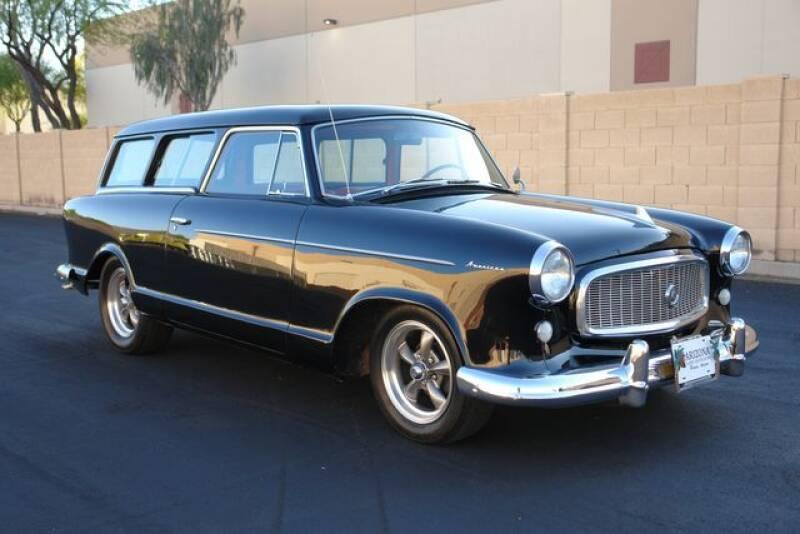 1960 AMC Rambler 2 Door for sale at Arizona Classic Car Sales in Phoenix AZ