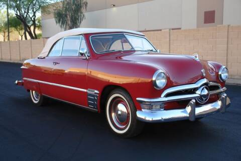 1950 Ford Deluxe for sale at Arizona Classic Car Sales in Phoenix AZ