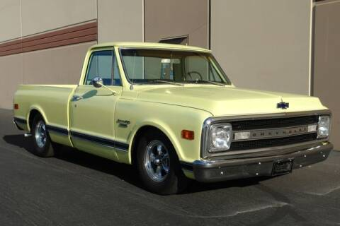 1970 Chevrolet C/K 10 Series for sale at Arizona Classic Car Sales in Phoenix AZ