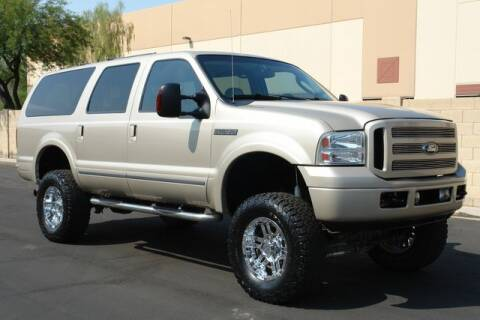 2005 Ford Excursion for sale at Arizona Classic Car Sales in Phoenix AZ