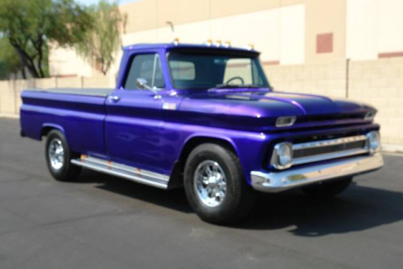 1965 Chevrolet Pick Up for sale at Arizona Classic Car Sales in Phoenix AZ