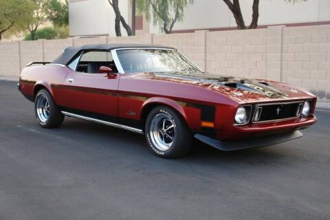 1973 Ford Mustang for sale at Arizona Classic Car Sales in Phoenix AZ