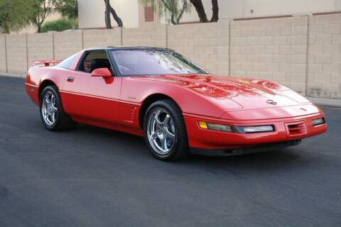 1991 Chevrolet Corvette for sale at Arizona Classic Car Sales in Phoenix AZ