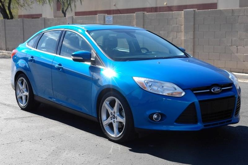 2012 Ford Focus for sale at Arizona Classic Car Sales in Phoenix AZ