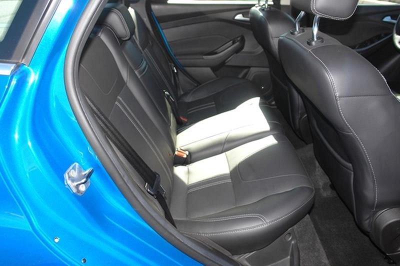 2012 Ford Focus for sale at Arizona Classic Car Sales in Phoenix AZ
