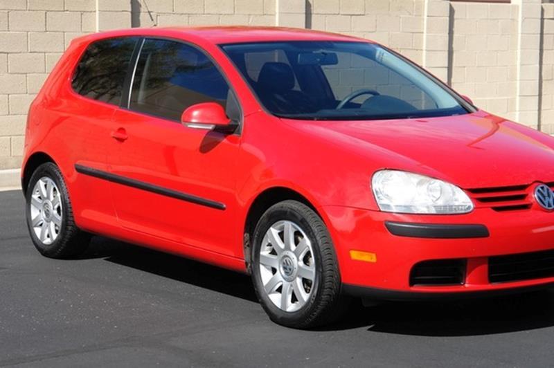 2007 Volkswagen Rabbit for sale at Arizona Classic Car Sales in Phoenix AZ