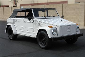 1974 Volkswagen Thing for sale in Phoenix, AZ