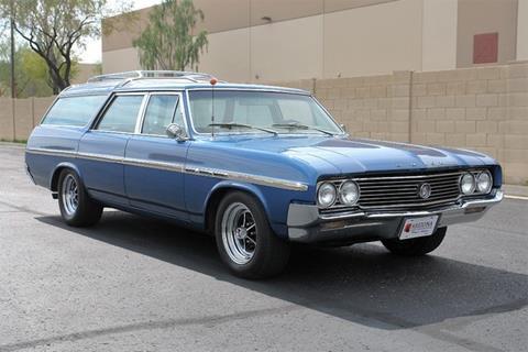 1964 Buick Skylark Sport Wagon for sale at Arizona Classic Car Sales in Phoenix AZ
