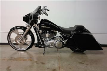 2008 Harley Davidson StreetGlide for sale at Arizona Classic Car Sales in Phoenix AZ