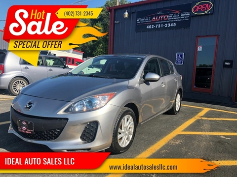 2012 Mazda MAZDA3 for sale in Omaha, NE