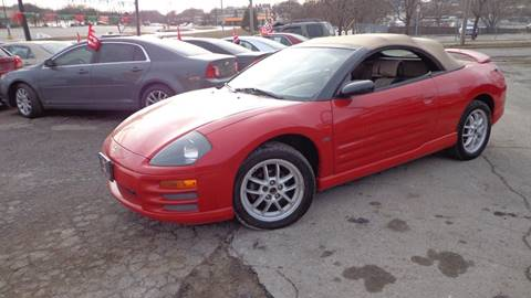 2002 Mitsubishi Eclipse Spyder for sale in Omaha, NE