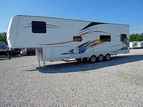 2009 Gulf Stream Enduramax G Force 3505GF