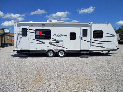 2012 Gulf Stream StreamLite 28DSA