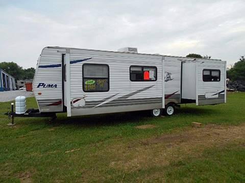 2008 Palomino Puma 31FKBSS  Couples Camper