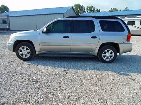 2004 GMC Envoy XL for sale in Rockville, IN
