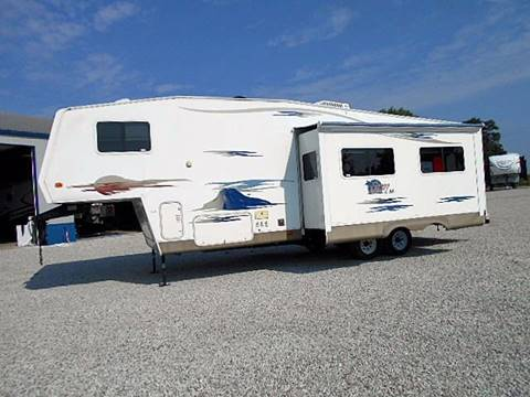 2006 Holiday Rambler Savoy 30BHS Bunkhouse