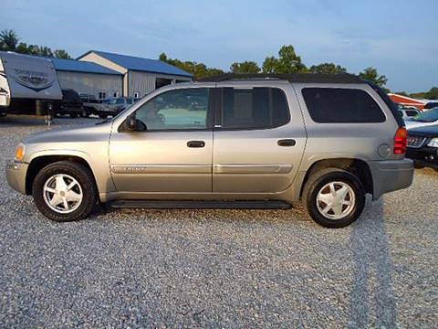 2003 GMC Envoy XL for sale in Rockville, IN
