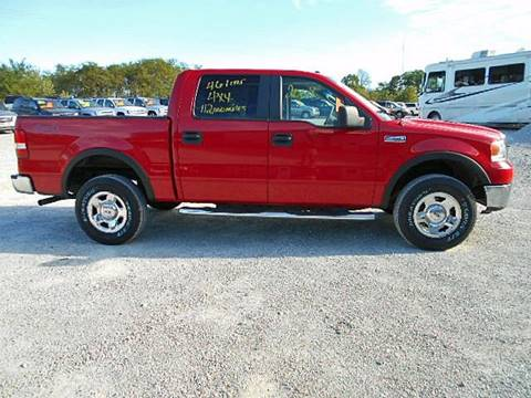 2008 Ford F-150 for sale in Rockville, IN
