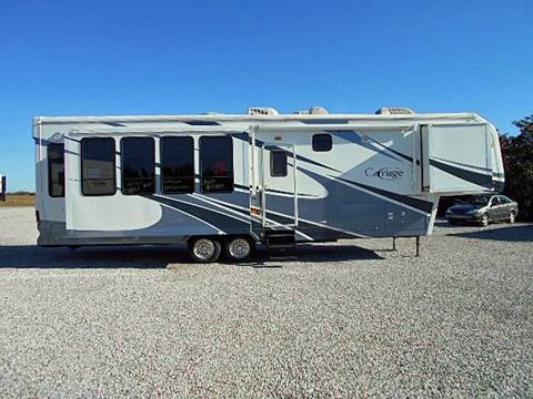 2005 Carriage CW374 Fifth Wheel