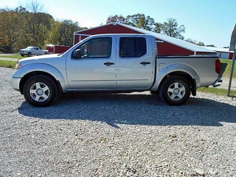 2006 Nissan Frontier for sale in Rockville, IN