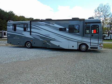 2008 Fleetwood Expedition 38N for sale in Rockville, IN