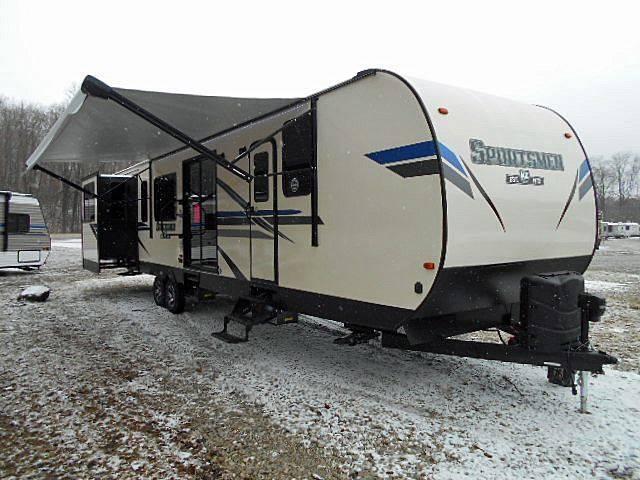 2020 KZ Sportsmen 363RL Destination - 38 Ft - 3 Slides - Rear Living Rm - Rockville IN