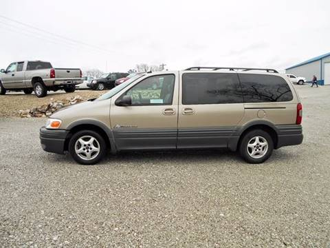 2003 Pontiac Montana for sale in Rockville, IN
