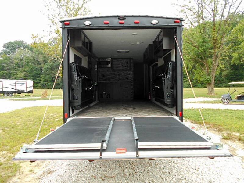 2021 KZ Sportsmen LE 281THLE Toy Hauler - 29 Ft - 1 Slide - 15 Ft Garage - Rockville IN