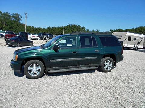 2004 Chevrolet TrailBlazer EXT for sale in Rockville, IN