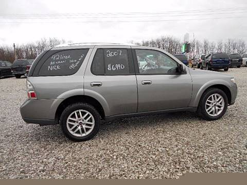 2007 Saab 9-7X for sale in Rockville, IN